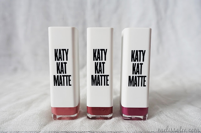 covergirl, covergirl katy kat matte lipsticks, covergirl katy perry, covergirl katy kat lipsticks, covergirl katy kat matte lipsticks review, katy kat matte lipsticks review and swatches, katy perry lipsticks, katy perry matte lipsticks, katy kat matte lipstick in kitty purry swatch, katy kat matte lipstick in catoure swatch, katy kat matte lipstick in sphynx swatch, sphynx lipstick, catoure lipstick, kitty purry lipstick