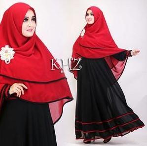 Desain Baju Gamis Muslim Untuk Berbagai Acara Penting