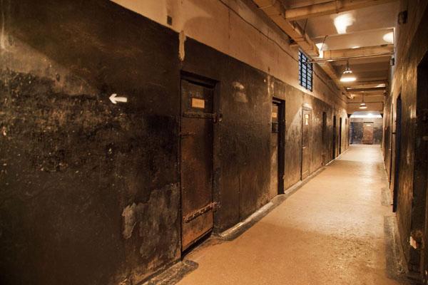 Karosta prison Latvia