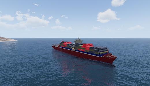 Arma3に貨物船を追加するMOD