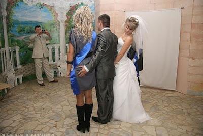Lustige Ehe Bilder - Fremdgehen am Hochzeitstag witzig