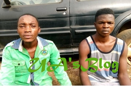 How We Robbed And Killed My Boss - Gateman Confesses (Photo)