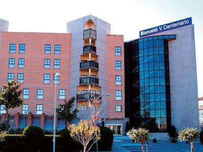 Hotel Barcelo V Centenario