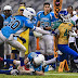 Atleta do Ceará Caçadores desequilibra e Brasil vence a Argentina