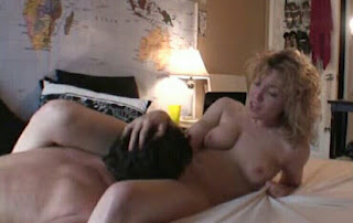 vajina yalama videosu
