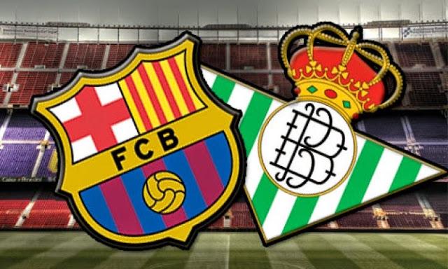 Prediksi Barcelona vs Betis: Berita Jadwal Hasil Klasemen Liga Spanyol