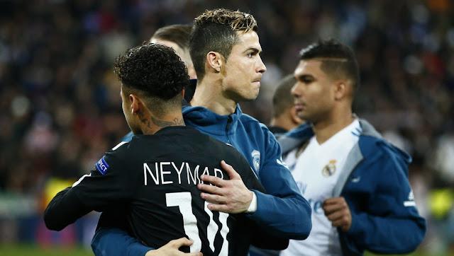 Neymar mercato Madrid