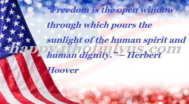 Happy 4th of July Quotes & Sayings 2019 | Patriotic 4th of ...