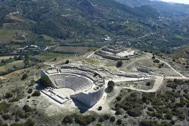Sicily establishes Archaeological Park of Segesta