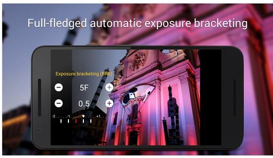 aplikasi kamera android berfitur autofocus