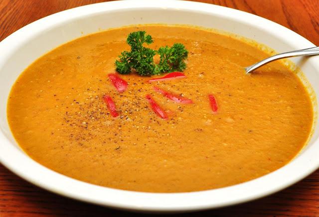 recette de la soupe à l'ail