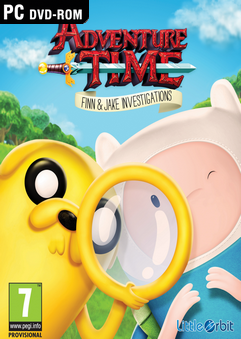 Adventure Time Finn and Jake Investigations Torrent