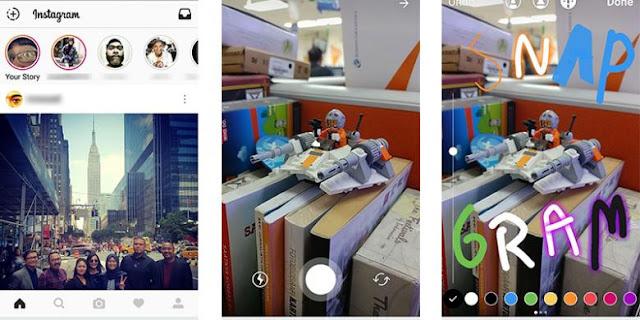 Cara Membuat Stories Instagram, Cara Membuat Stories di Instagram Seperti Video Snapchat, Cara Membuat Snapgram, Cara Membuat Stories Instagram Mudah.