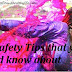 Holi Safety Tips that you should know about