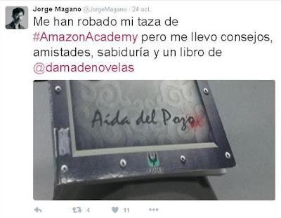 Tuit, Jorge Magano