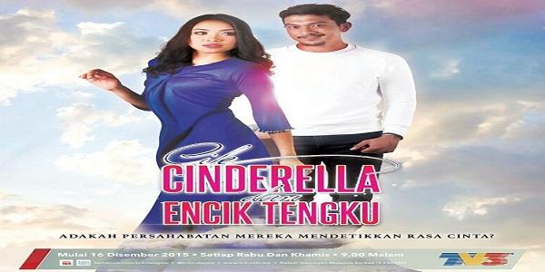 Cik Cinderella Dan Encik Tengku (2015)