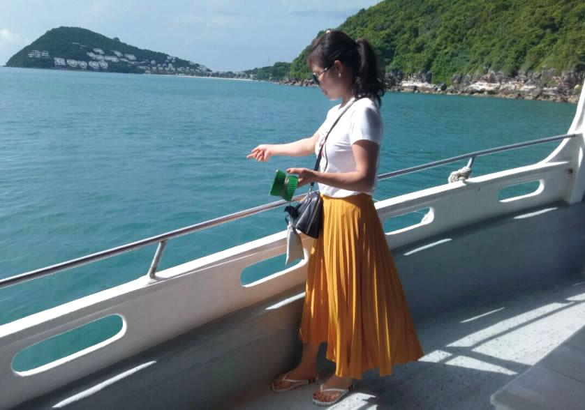 câu cá tại đảo Phú Quốc