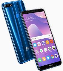 Huawei Y7 Prime 2018 - موبايل 5.99 بوصة - 32 جيجا بايت - ثنائي الشريحة - 4G