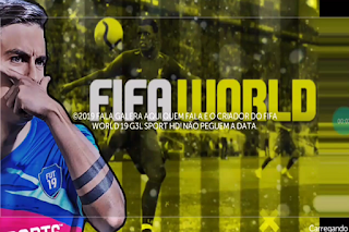 Download FTS 19 Mod FIFA WORLD 2019 v2 Apk Data Obb for Android