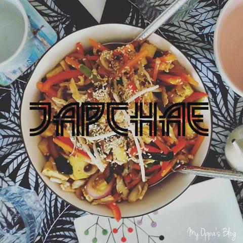 Japchae (잡채)