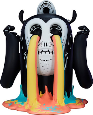 I See Colours Vinyl Figure by Tony Riff x Unruly Industries x Sideshow Collectibles