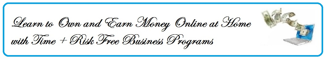 Online-Home-Based Business-How to Earn Money Online?
