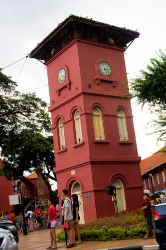 Tan Beng Swee Clock Tower