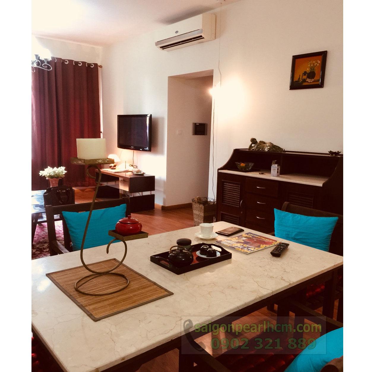 Cho thuê căn hộ Sapphire 2 Saigon Pearl - hình 6