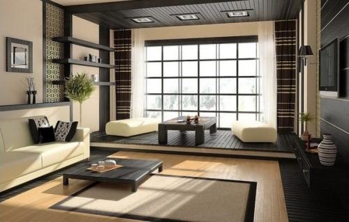 Tips Mengatur Ruang Tamu Lesehan Minimalis
