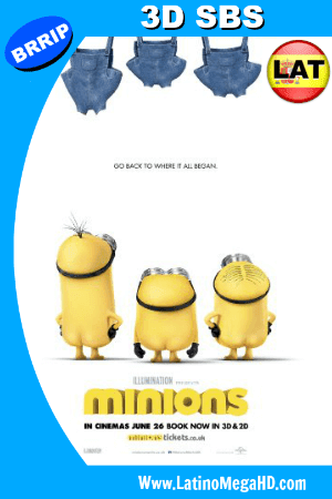 Minions (2015) Latino Full 3D SBS 1080P ()