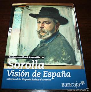 Sorolla: visión de España: colección de la Hispanic Society of America [exposición]