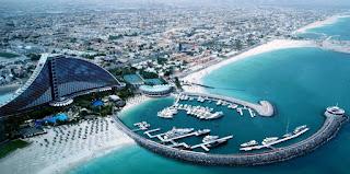أشهر المناطق السياحية في الإمارات