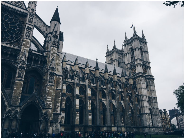 travel diary, london, westminster abbey