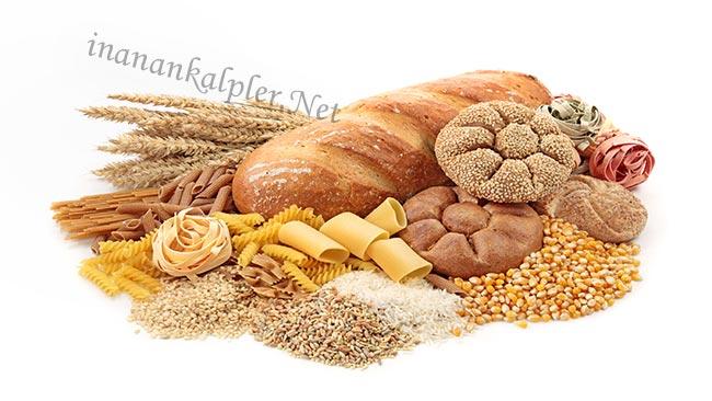 Yüksek karbonhidratlı yiyecekler- www.inanankalpler.net