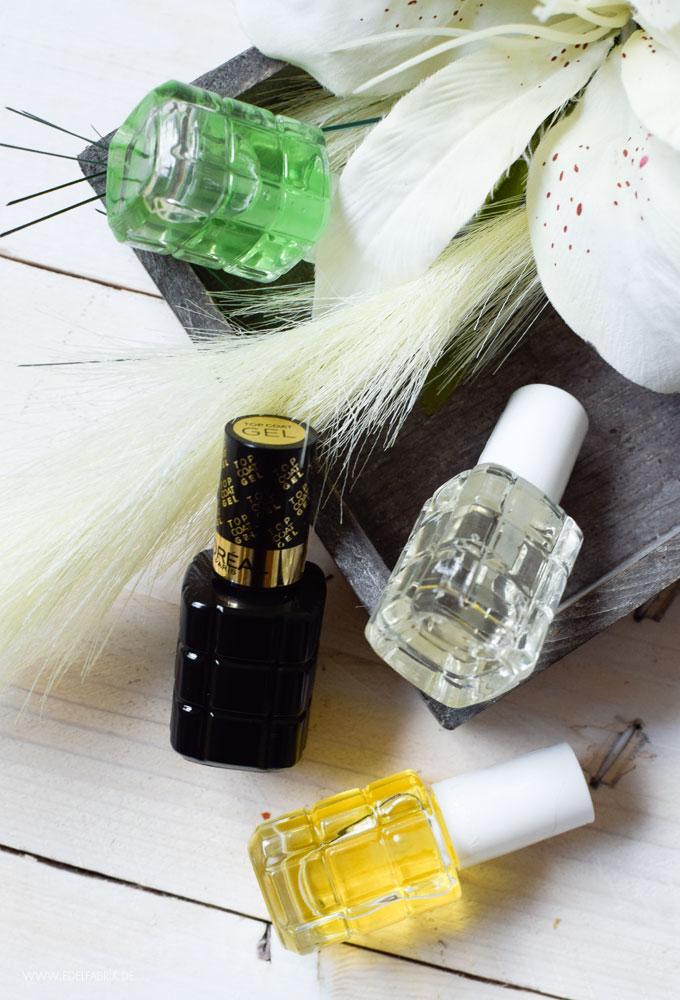 die neue Nagelpflege von L'Oreal, wie gut sind die Produkte, Review