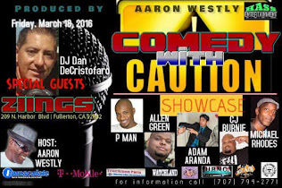 Comedy Caution Showcase
