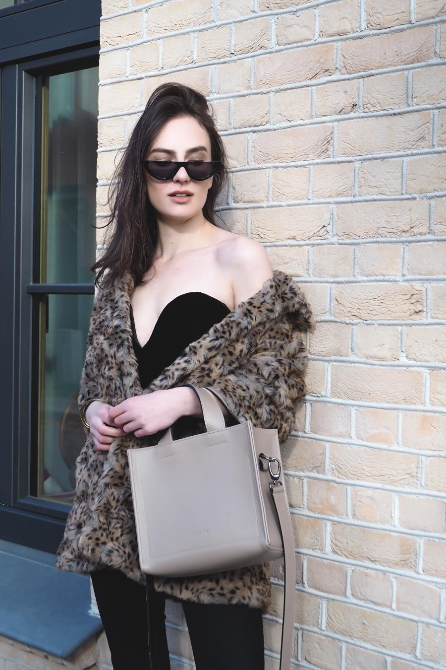 Inspiration | Coolest Faux Fur Coats for Winter 2018