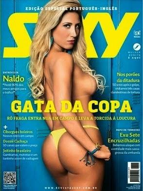 Download Sexy Rô Fraga Junho 2014