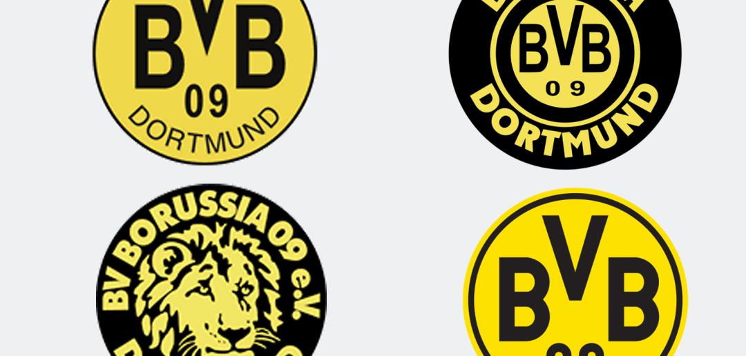 Full Bvb Logo History Here Is Why Borussia Dortmund S Logo Featured A Lion For Two Years Footy Headlines
