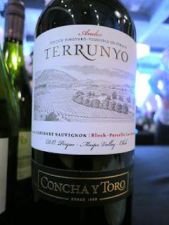 Concha Y Toro Terrunyo Cabernet Sauvignon 2014 (91 pts)