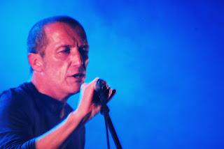 Miossec en el Festival Détours de Chant 2012