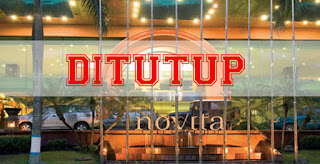 Hotel Novita Jambi ditutup