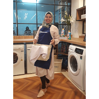 Dapur unik electrolux taste and care center