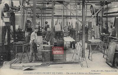 Ancien atelier Fichet