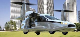 mobil terbang terrafugia 1