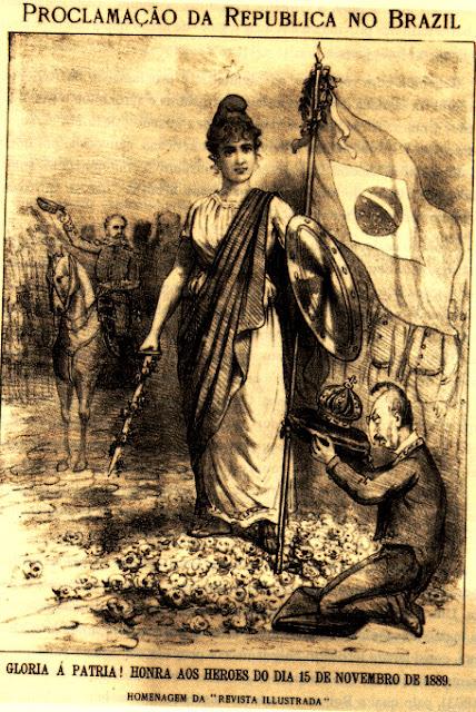 Mensagem - Dia da Proclamação da República 15 de novembro