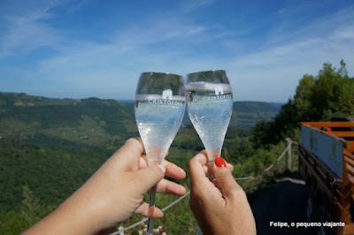 Como é o Tour Vinho e Paisagem da Vinícola Cristofoli em Bento Gonçalves