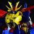 Painted Build: HGBF 1/144 Gundam Tryon III [Metallic Finish]