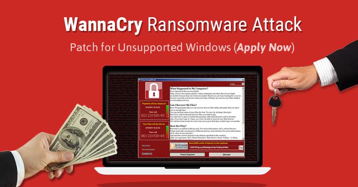 WannaCry - Vụ nhiễm độc ransome-ware lớn nhất trong lịch sử