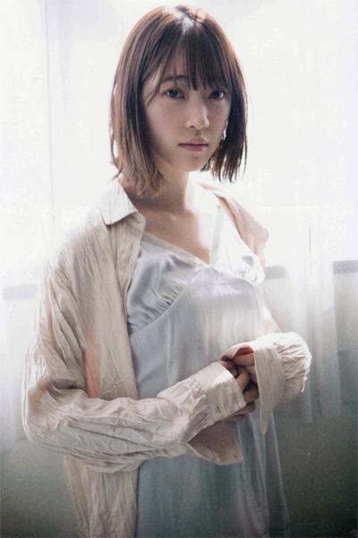 Miona Hori 堀未央奈, B.L.T Graph 2019年4月号 Vol.42